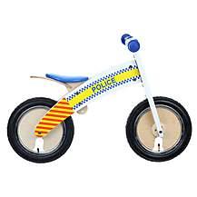 image of Kiddimoto Police Kurve Balance Bike
