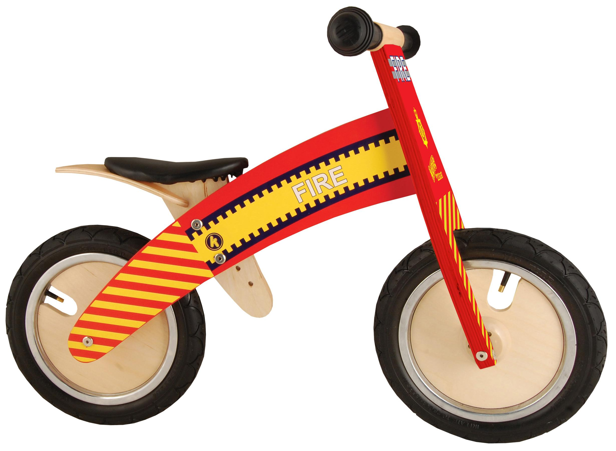 apollo wooden balance bike assembly 1
