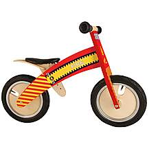 image of Kiddimoto Fire Kurve Balance Bike