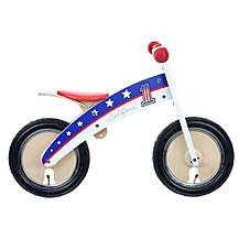 image of Kiddimoto Evel Official Hero Kurve Balance Bike