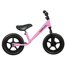 image of Kiddimoto Pink Super Junior Balance Bike