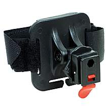 image of Bikehut Helmet Bracket for Front Bike Lights