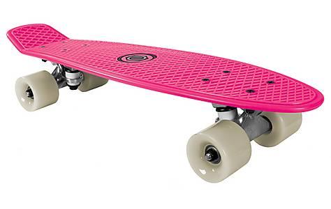 image of Bored Neon XT Skateboard - Pink