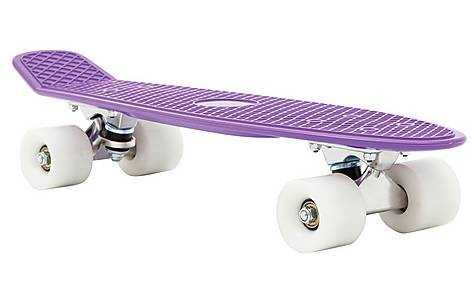 image of Bored Neon XT Skateboard - Purple