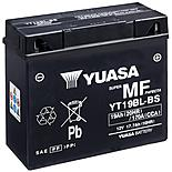 Yuasa YT19BL-BS Powersport Motorcycle Battery