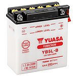 image of Yuasa YB5L-B Powersport Motorcycle Battery