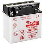 Yuasa YB16CL-B Powersport Motorcycle Battery