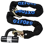 image of Oxford Hd Loop Chain  Lock 1.2 meter x 100mm