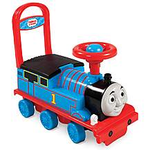 image of Thomas & Friends Engine Ride On