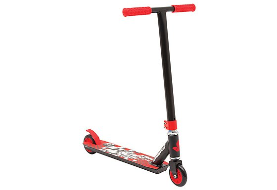Stunted Stunt XL Scooter - Red
