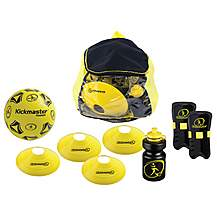 image of Kickmaster Backpack Training Set