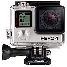 image of GoPro Hero4 Black Edition Camera