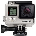image of GoPro Hero4 Silver Edition Camera