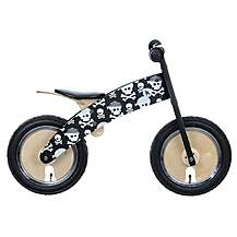 image of Kiddimoto Skullz Kurve Balance Bike