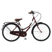 Real Classic Ladies Bicycle - 17""