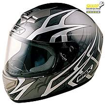 image of Box Web Black Motorcycle Helmet B1WBM - Medium