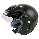 image of Box JX-1 Black Open Face Helmet JBL - Large
