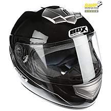 image of Box Black Motorcycle Helmet B1BXL - X Large