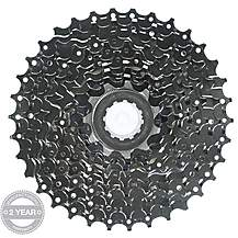 image of Shimano HG50 9 Speed Cassette 11-34