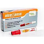 AlcoSense UK Single Use Breathalyser