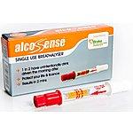 image of AlcoSense UK Single Use Breathalyser
