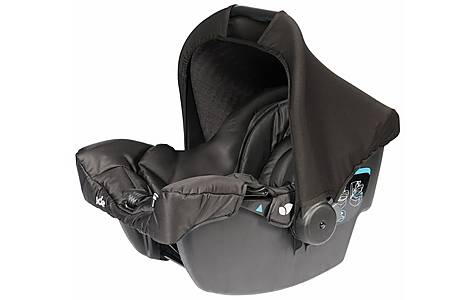 image of Joie Juva 0+ Car Seat - Black Carbon
