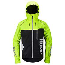 image of Hump Signal Mens Waterpoof Cycling Jacket