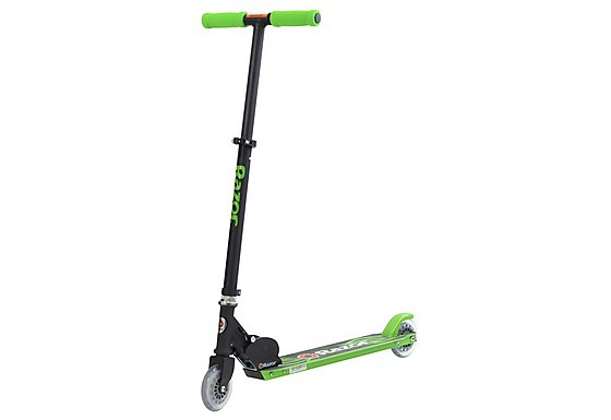 Razor Sport A Scooter - Lime Green