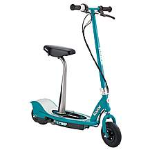image of Razor E200S Seated Electric Scooter - Teal