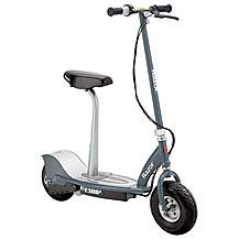 image of Razor E300s Seated Electric Scooter - Matte Grey