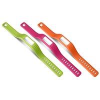 Garmin Vivofit Wristband - Pack of 3 Colours - Large