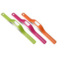 Garmin Vivofit Wristband - Pack of 3 Colours - Small