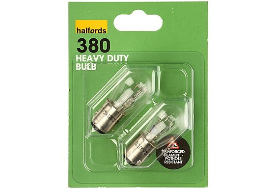 Halfords (380HD) 21/5W Heavy Duty Car Bulbs x 2
