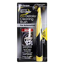 image of Sonic Scrubber Pro Detailer Cleaning Brush