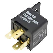 image of 30 Amp 4 Pin Relay