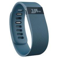 Fitbit Charge Wireless Activity Plus Sleep Wristband - Slate - Small
