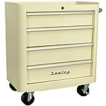 image of Sealey Rollcab 4 Drawer - Retro
