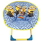 image of Despicable Me Moon Chair