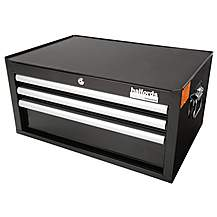 image of Halfords Industrial 3 Drawer Middle Chest