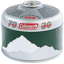 image of Coleman C250 Gas cartridge