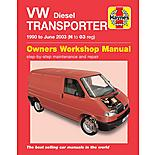 Haynes Manual VW T4 Transporter Diesel (90-03)