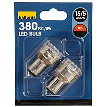 image of Halfords LED 3809R Bulbs