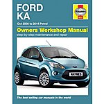image of Haynes Manual Ford Ka Petrol (08-14)
