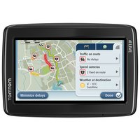 """Tom Tom GO Live 820 4.3"""" UK Sat Nav with Carry Case and additional Air Vent Mount"""