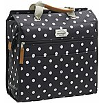 image of New Looxs Lilly Polka Black Bike Pannier