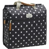 New Looxs Lilly Polka Black Bike Pannier