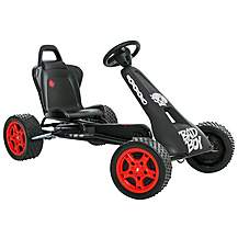 image of Ferbedo Cross Racer cr-2 Go Kart - Bad Boy Black