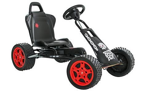 image of Ferbedo Cross Runner r-1 Go Kart - Bad Boy Black