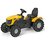image of Robbie Toys JCB 8250 V-Tronic Tractor Pedal Ride On