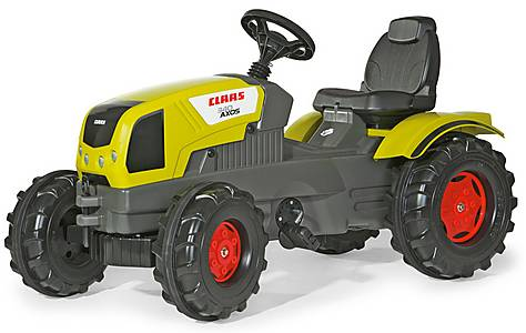 image of Robbie Toys Claas Axos 340 Tractor Pedal Ride On